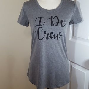 *NWT* MAURICES Super Soft Gray T-Shirt, Size XS